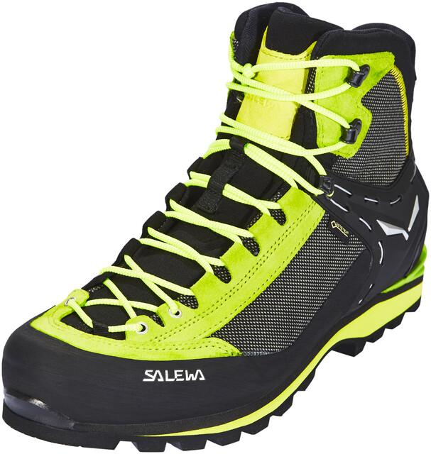 SALEWA Crow GTX Shoes Herren cactussulphur spring